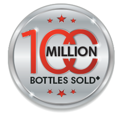 100 Million Bottles Sold